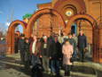 У ворот Покровского собора